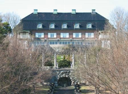 Berga slott